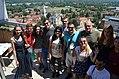 Edu Wiki camp participants Trstenik Serbia 2017.jpg