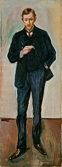 Edvard Munch - The Frenchman, Marcel Archinard (1904).jpg