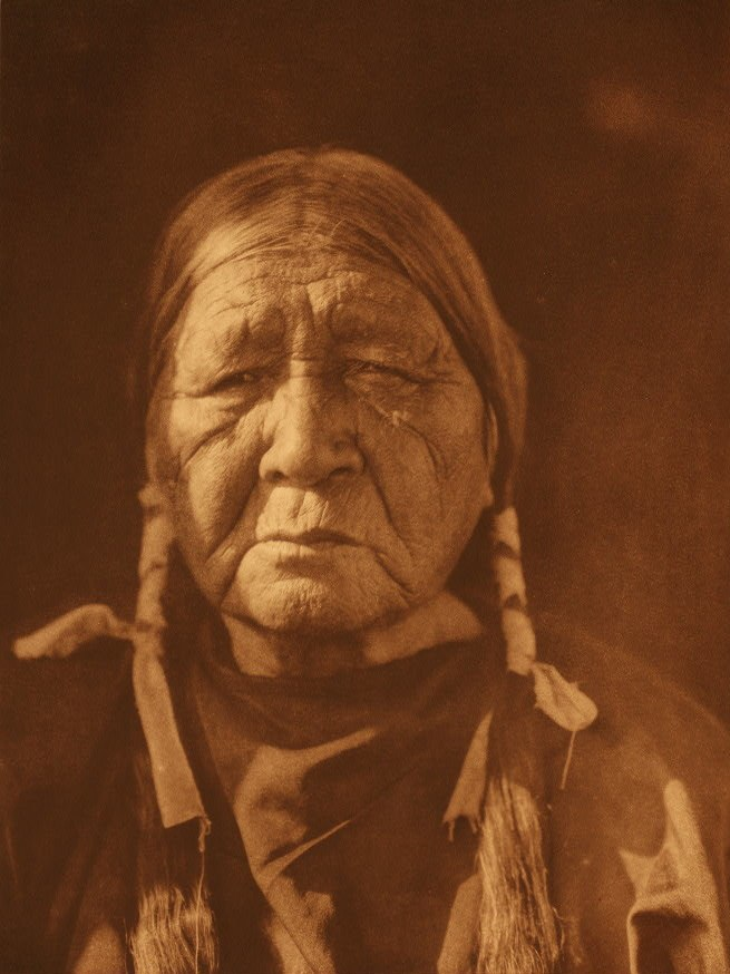 Edward S. Curtis Collection People 085