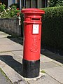 Edward VII postbox, Highbury - Mildmay Road - geograph.org.uk - 1568126.jpg