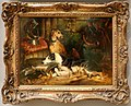 Edwin henry landseer, una scena ad abbotsford, ante 1827, cani.jpg
