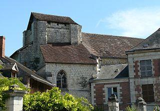 Preuilly-sur-Claise Commune in Centre-Val de Loire, France