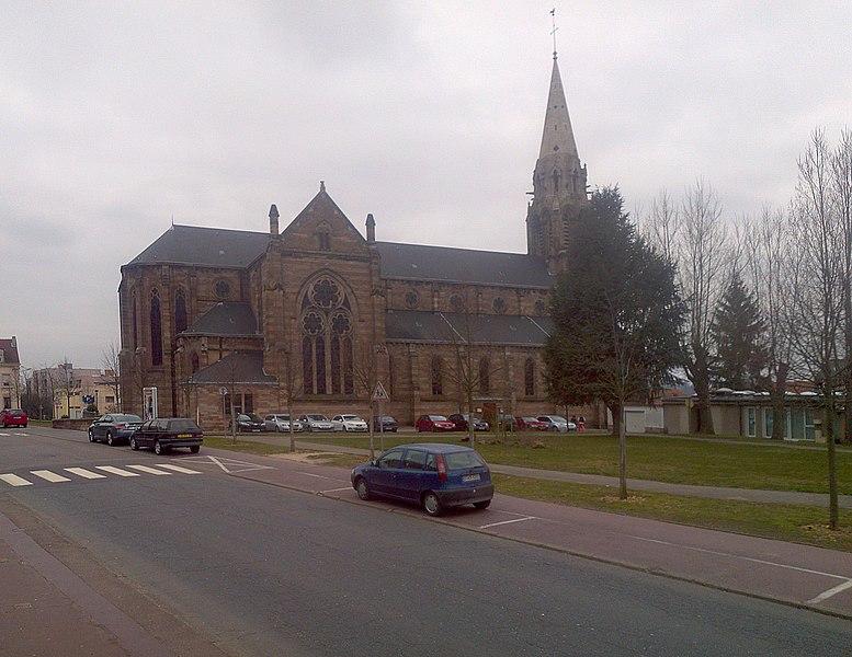 Kirche Saint Rémi Forbach