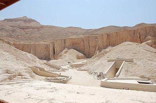 Egypt, Luxor, King's Valey - panoramio - Alx R (3)