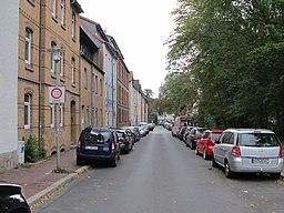 Eichendorffstraße in Hildesheim