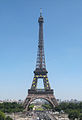 Eiffel Tower, view from the Trocadero, 1 July 2008.jpg