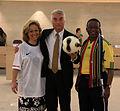 Eileen Chamberlain Donahoe, Andrej Logar and Jerry Matjila.jpg