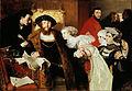 Eilif Peterssen - Christian II signing the Death Warrant of Torben Oxe - Google Art Project.jpg