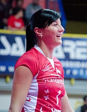 Ekaterina Lyubushkina - Lyubushkina in 2014