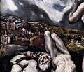 El Greco - Laocoön (detail) - WGA10614.jpg