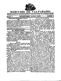El Mercurio de Valparaíso Nº 1 (12.09.1827).png