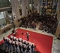 El Palacio de Cibeles se llena de música con 'Los distritos cantan' 09.jpg