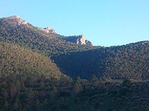 El Puntal visto desde Siles.jpg