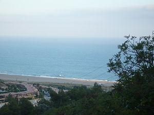 El mar Mediterráneo.JPG