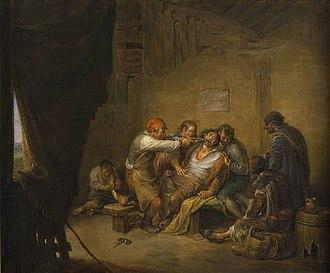 Leonardo Alenza - Image: El sacamuelas (1844)