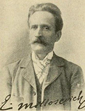 Elia Millosevich - Elia Millosevich (1908)