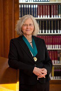 Elizabeth Blackburn Australian-born American biological researcher