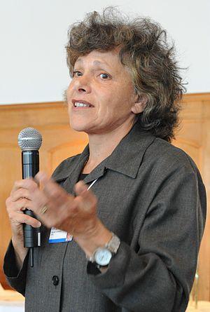 Ellen Langer. Famous psychologist. First tenur...