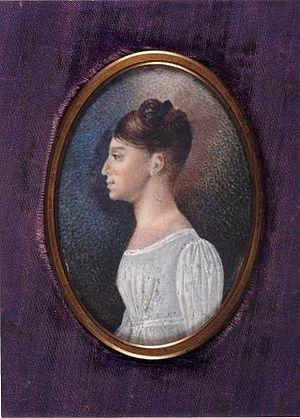 Emilia Chopin - Portrait of Emilia Chopin