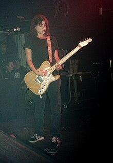 Anderson w Markthalle w Hamburgu w 1994 roku