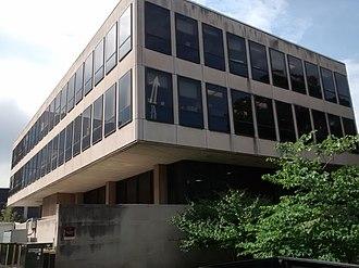 Enrico Fermi Institute - Image: Enrico Fermi Institute