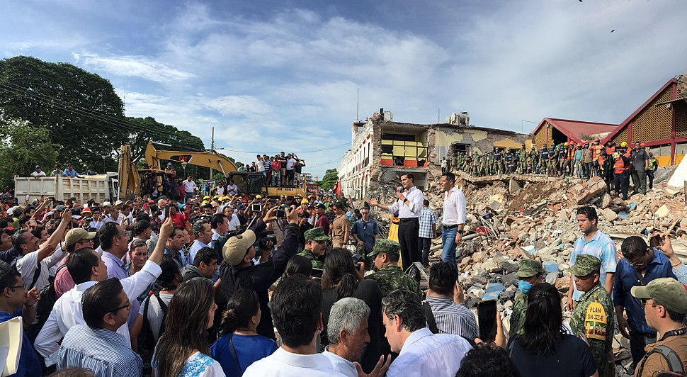 2017 chiapas earthquake howling pixel