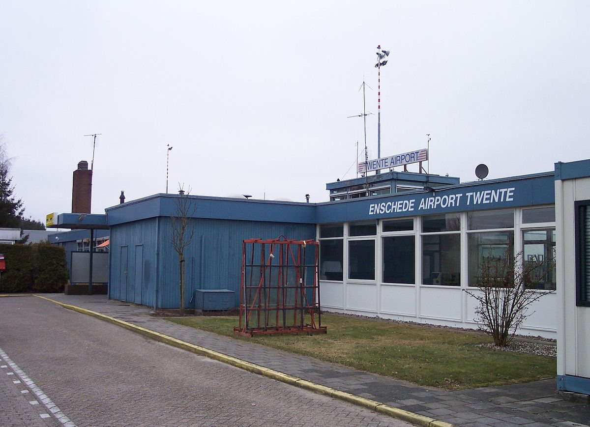Category Enschede Airport Twente Wikimedia Commons