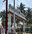 Entrance of kuchanoor saneeshwaran temple.jpg