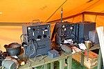 Equipment in the communications tent - Battle for the Airfield, 2017 - Collings Foundation - Massachusetts - DSC06996.jpg