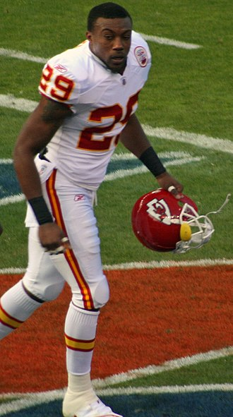 Eric Berry - Berry on the field 2010