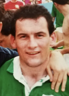Eric Elwood Rugby player