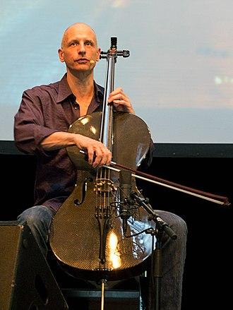 Erik Friedlander - Eric Friedlander, Moers Festival, 2012