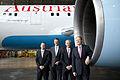 Erweiterter Vorstand Heinz Lachinger, Karsten Benz, Klaus Froese, Jaan Albrecht (v.l.n.r.) (8946967866).jpg