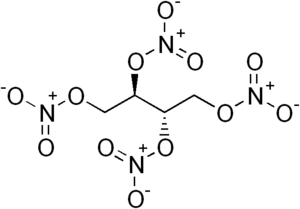 Erythritol tetranitrate - Image: Erythritol tetranitrate