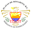 Coat of arms of Rosarito Beach