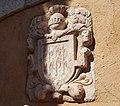 Escudo de los Cañaveral en el castillo de Láchar.jpg