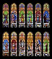 Església Santa Margalida - Santa Margalida - Mallorca - Stained glass windows.jpg