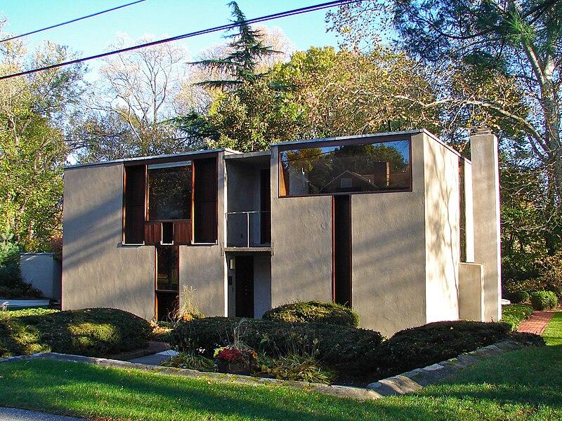 File:Esherick House Philly A.JPG