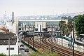 Estação Ferroviária da Póvoa, visão geral. 06-19.jpg