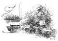 Ett hem Carl Larsson svartvit teckning 11.png