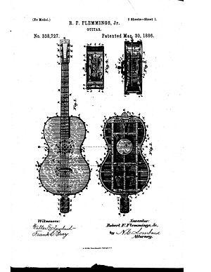 Robert F. Flemming Jr. - Illustration of a Euphonica