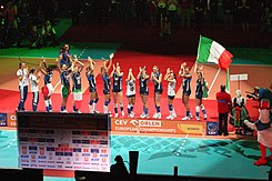 European Volleyball Champion 2009 (4032459412).jpg