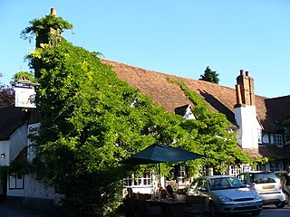 Bull Inn, Sonning Historic public house in the village of Sonning in Berkshire, England
