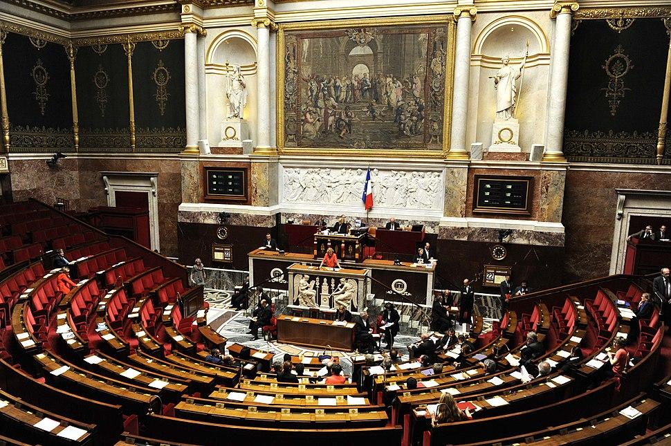 Examen du projet de loi sur l'enseignement supérieur et la recherche à l'Assemblée Nationale 2
