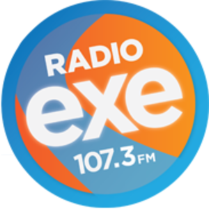 107.3 Radio Exe - Radio Station Logo for Exe Radio in Exeter.