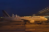 F-GKXG - A320 - Air France
