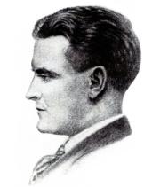 Brian Fitzgerald in 1921