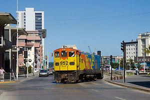 EMD GA8 - Image: FCAB EMD GA8 Antofagasta