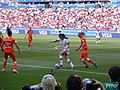 FIFA Women's World Cup 2019 Final - Alex Morgan with ball in penalty area (4).jpg