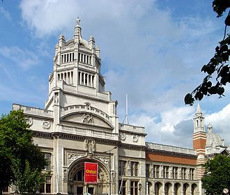 Albertopolis - The Victoria and Albert Museum.